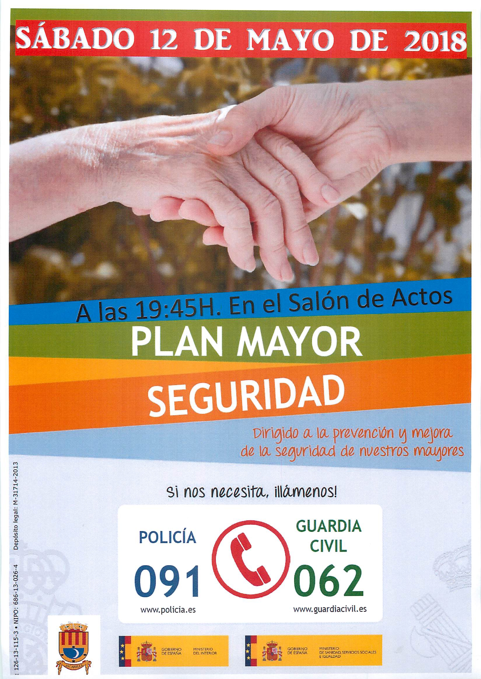 CARTEL PLAN MAYOR SEGURIDAD